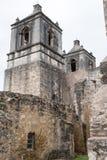 Missão Concepción San Antonio Texas imagens de stock royalty free