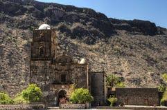 Missão de San Javier Fotos de Stock
