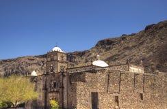 Missão de San Javier Fotos de Stock Royalty Free