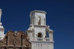 Missão de San Xavier Fotos de Stock