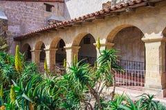 Missão de Santa Barbara Foto de Stock Royalty Free