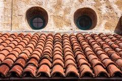 Missão de Santa Barbara Imagem de Stock Royalty Free