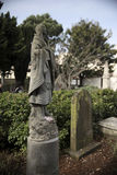 Missão Dolores do Graveyard-, San Francisco (EUA) imagens de stock royalty free
