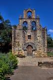 Missão espanhola Espada de Texas Foto de Stock Royalty Free