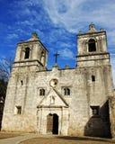 Missão espanhola velha Imagem de Stock Royalty Free