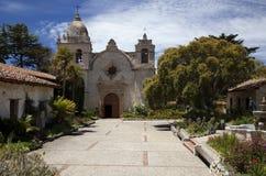 Missão San Carlos Borromeo de Carmelo _MG_1511 Imagens de Stock