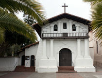 Missão San Francisco de Asís Foto de Stock