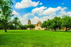 Missão San Jose em San Antonio Texas foto de stock