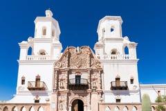 Missão San Xavier Del CCB Imagem de Stock Royalty Free