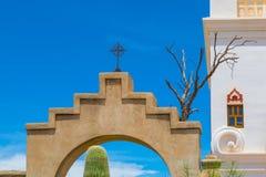 Missão San Xavier Del CCB Fotografia de Stock