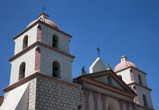 Missão Santa Barbara Imagem de Stock Royalty Free
