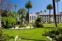 Missão Santa Clara de Asis Imagem de Stock Royalty Free