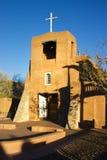 Missão Santa Fe de San Miguel Fotografia de Stock Royalty Free