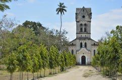 Missão santamente do Gost, Bagamoyo foto de stock royalty free