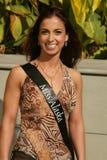 Miss Alaska Rebecca Hayes Royaltyfri Foto