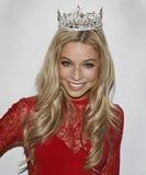 Miss America, Kira Kazantsev Stock Images