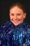Miss Amerika-Cheerleader 1 Lizenzfreie Stockfotos