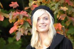 Miss Autumn Stock Photos