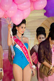 Miss Chiangmai 2012 Stock Images