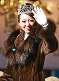 Miss Chinese Royalty Free Stock Photo