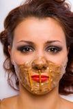 Miss Chocolate Lecter Stock Photos