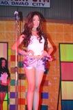 Miss Daliao 2014 Stock Image
