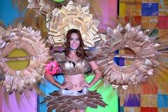 Miss Daliao 2014 Stock Photo