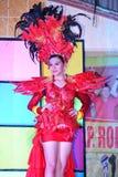 Miss Daliao 2014 Royalty Free Stock Photos