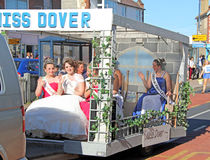 Miss Dover Royalty Free Stock Image