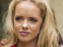 Miss 2014 för stående för fröckenframsteginternational Sydafrika Royaltyfri Bild