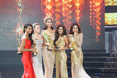 Miss Grand International 2015 Stock Image
