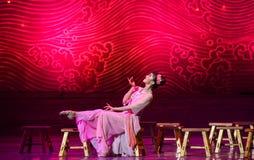 "Miss husband-Dance drama ""The Dream of Maritime Silk Road"" Stock Photo"