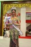 Miss International Tourism Royalty Free Stock Photos