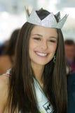 Miss Italy 2007 Stock Photography