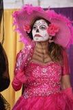 Miss La Catrina Stock Image