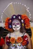 Miss La Catrina Royalty Free Stock Photography