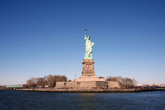 Miss Liberty Royalty Free Stock Photography