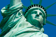Miss Liberty Stock Photography
