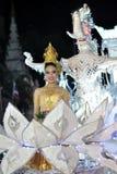 Miss Loi Krathong Stock Photos
