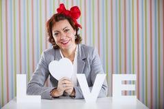 Miss love Stock Photo