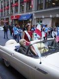 miss New York Arkivbilder