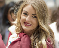 Miss international 2014 portrait miss australia Royalty Free Stock Images