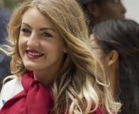 Miss  2014 portrait miss australia Royalty Free Stock Photo