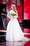 Miss Russia 2010 beauty contest Royalty Free Stock Image