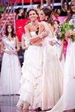 Miss Russia 2010 beauty contest Stock Photos