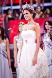 Miss Russia 2010 beauty contest Royalty Free Stock Photos
