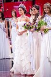 Miss Russia 2010 beauty contest Stock Images