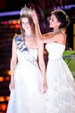 Miss Russia 2010 beauty contest Royalty Free Stock Photo