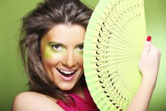 Miss Spring Stock Images