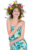Miss spring Stock Photography